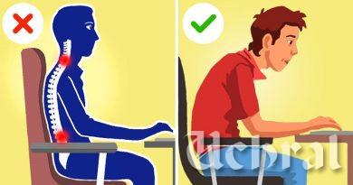 Удаан хугацаагаар суудлын ажил хийдэг хүмүүст өгөх 7 зөвлөгөө
